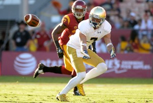Notre Dame WR Will Fuller - Photo by: Getty Images