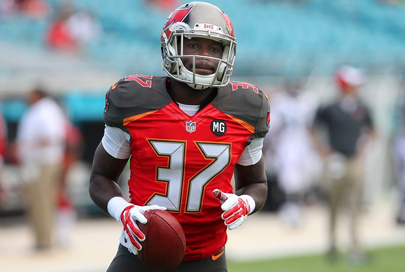 The Buccaneers have re-signed FS Keith Tandy - Photo by: Cliff Welch/PR