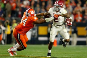 Alabama RB Derrick Henry – Photo by: Getty Images