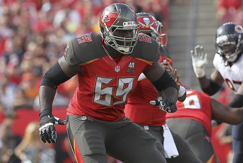 Next Man Up On Bucs O-Line This Week?