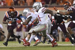 Ohio State WR Braxton Miller - Photo by: Getty Images