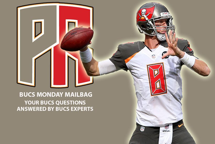 Pewter Report's Bucs Monday Mailbag 4-4