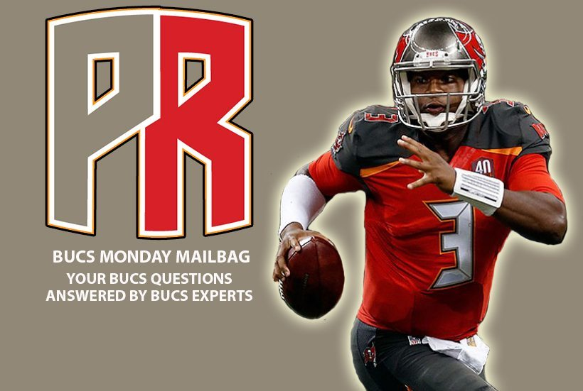 Pewter Report's Bucs Monday Mailbag 12-12: Donovan Smith, Draft Talk And More