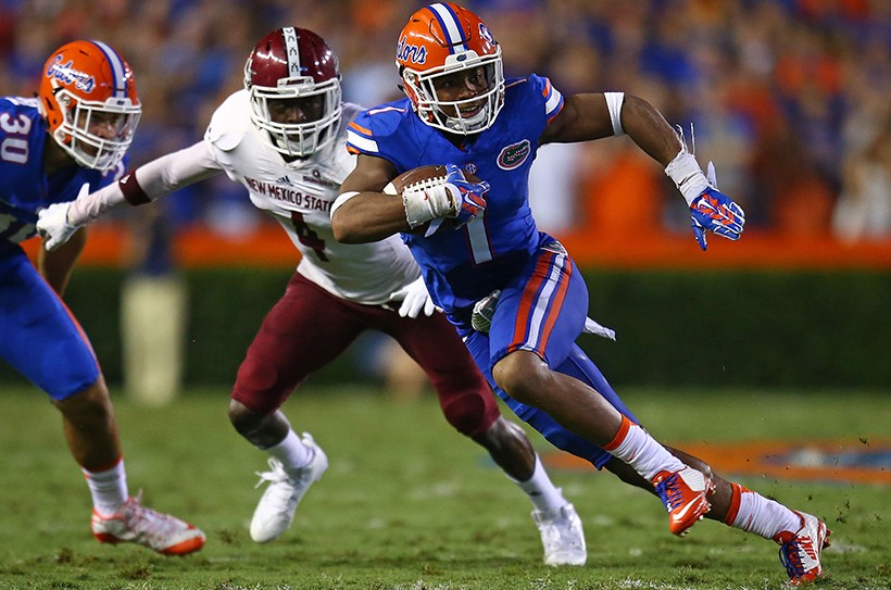 Bucs Select Hargreaves At No. 11 After Trading Down With Bears