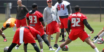 Koetter Shares Thoughts On Bucs' Minicamp