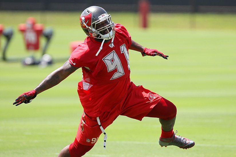 Big Things Expected From Healthy Bucs Defensive Line