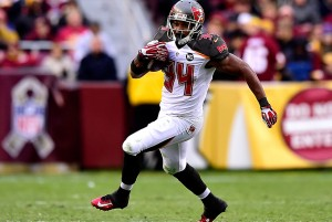 Bucs RB Charles Sims - Photo by: Getty Images