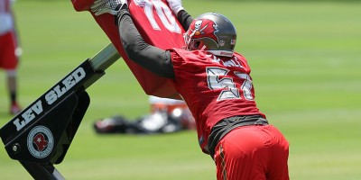 Bucs' Spence Gets Endorsement From Former Coaches