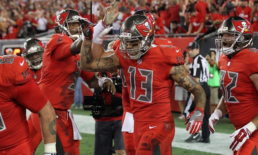 Bucs Announce They Will Wear Color Rush Uniforms In 2017 Pewter Report