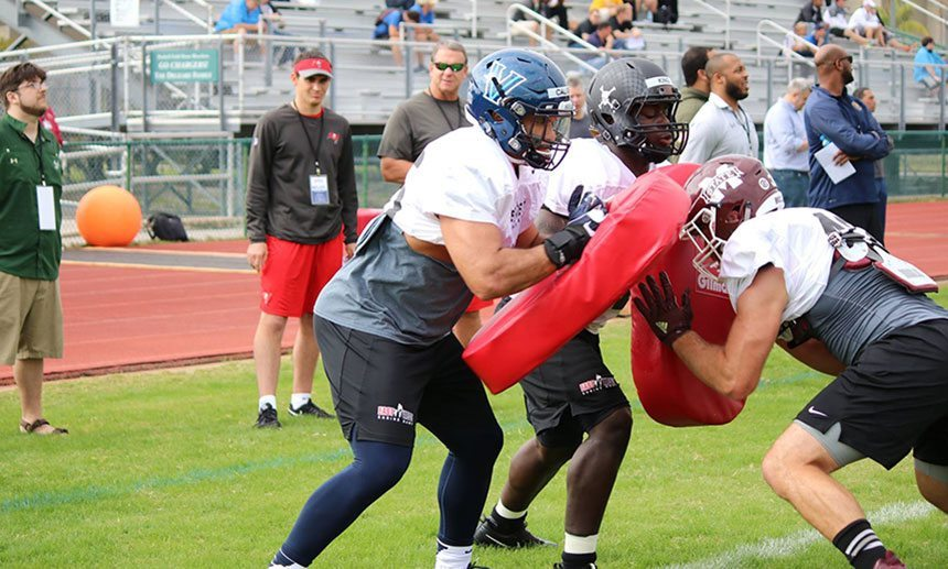 East West Shrine Game Practice Recap Day 2 (With Video)