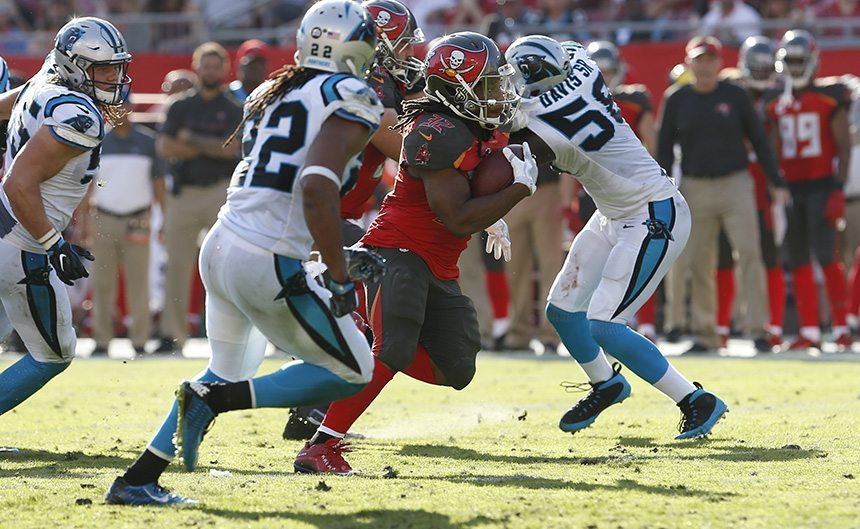 Bucs Ring In 2017 With 17-16 Season-Ending Win Over Panthers