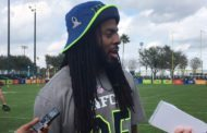Twitter Live With Richard Sherman On Bucs' Evans (Video)