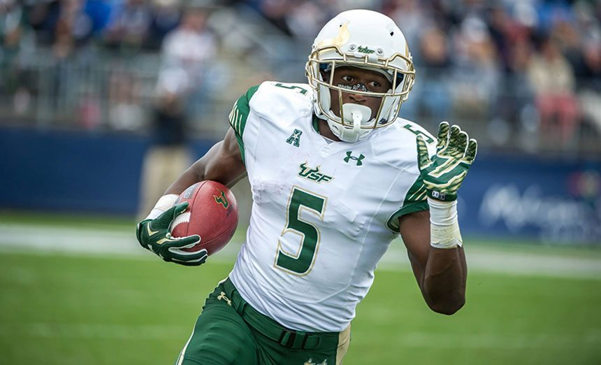 Bucs One Of The Top Teams Interested In USF RB Marlon Mack