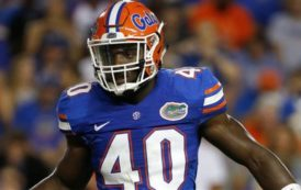 LB Jarrad Davis Records Incredible Athletic Numbers At UF Pro Day