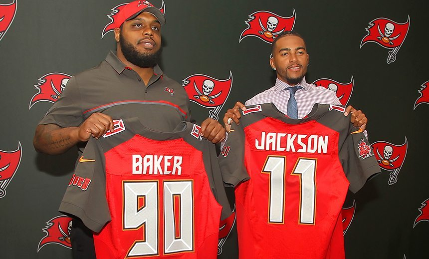 NFL's Chris Wesseling: Bucs 'Struck Gold' This Offseason