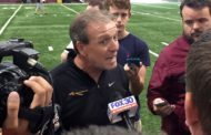 FSU's Fisher Vouches For Cook's Character