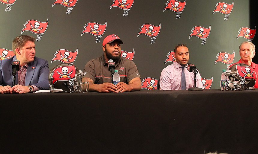 Cover 3: Bucs' Free Agency Recap By The Numbers; Jackson Film Breakdown, More Than Speed