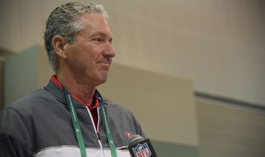 Koetter Combine Exclusive Q&A With Tampa Media