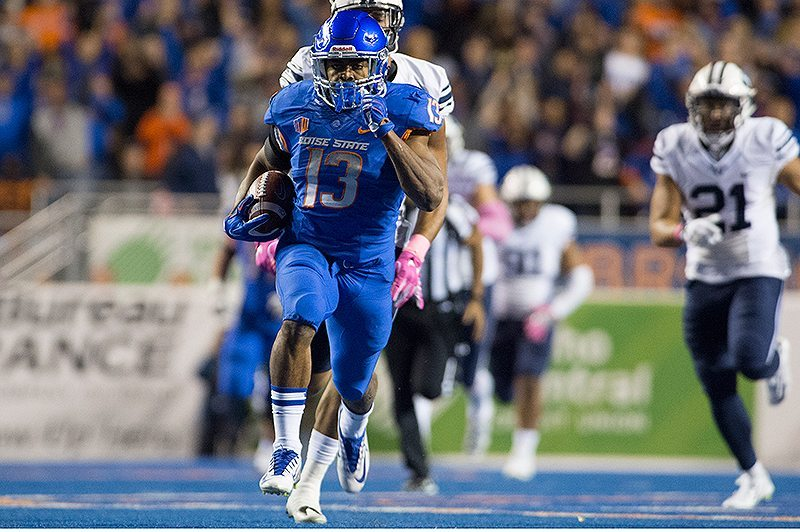 Bucs Ride With Another Bronco, Pick Boise State RB McNichols In Round 5