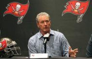 Licht, Koetter Surprised Howard Was Available For Bucs At No. 19