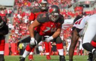 Bucs' Marpet Studying Falcons' Mack As He Transitions To Starting Center