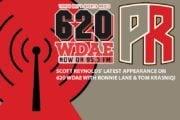 SR Talks Winston Football Camp, Bucs OL And More On 620 WDAE (AUDIO)