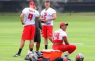 Inside Bucs OTAs 5-23: Folk Outshines Aguayo; First Impressions Of Fitzpatrick, Howard