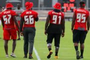 Inside Bucs OTAs 5-23: Several Bucs Defenders Miss Team's First OTA