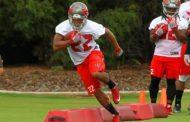 Bucs' Martin Believes His Demons Are Behind Him