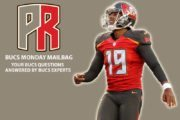 Bucs' Monday Mailbag 5-22: Aguayo, Running Back Concerns And More