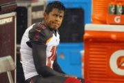 Aguayo In A Fight For His Bucs' Career