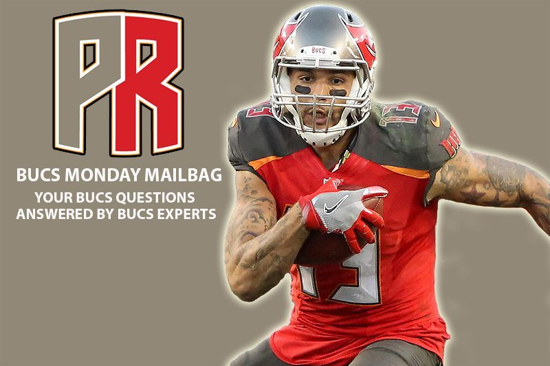 Bucs' Monday Mailbag 6-25: Evans Contract, RB Concerns And More