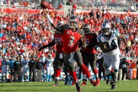 Bucs QB Jameis Winston – Photo by: Cliff Welch/PR