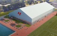 Bucs Indoor Facility Taking Shape
