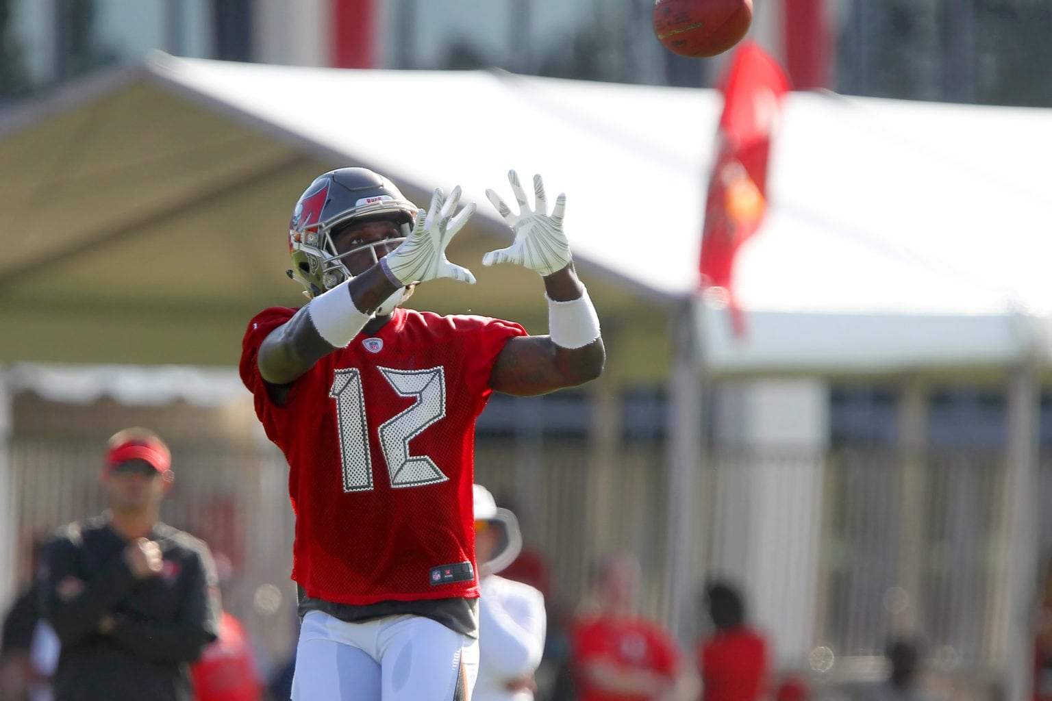 Bucs Camp Recap 7-28: Offense Shines With Evans And Godwin