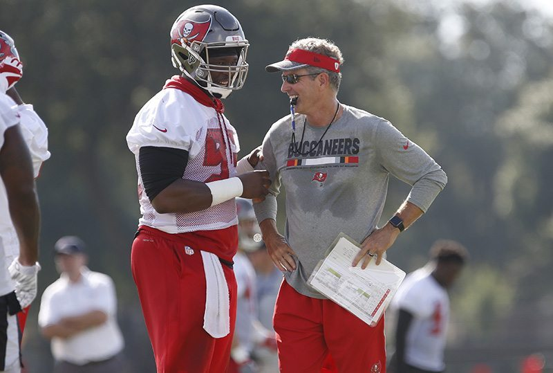 Koetter's Quotes 7-29: Full Pads Coming On Monday