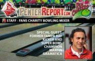 Gramatica Guest At Next Pewter Report And Pinchasers Charity Bowling Event