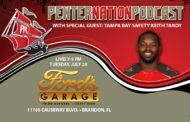 Join Bucs Safety Tandy And Pewter Report At Ford's Garage Brandon On Tuesday