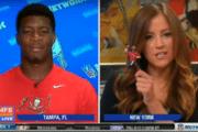 VIDEO: Bucs QB Winston Joins NFL Network's Good Morning Football