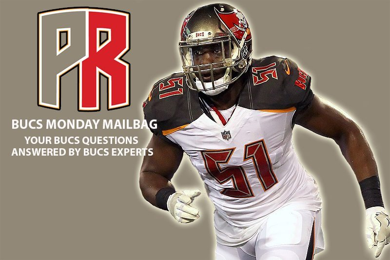Beckwith-Kendell-Bucs-Pewter-Report-Mailbag