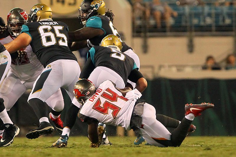 Koetter: Bucs LB David Back To Pro Bowl Form