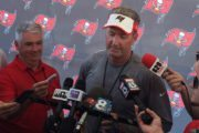 Five Things We Learned From One Buc 9-21: Coaching Staff Talks Offensive Weapons
