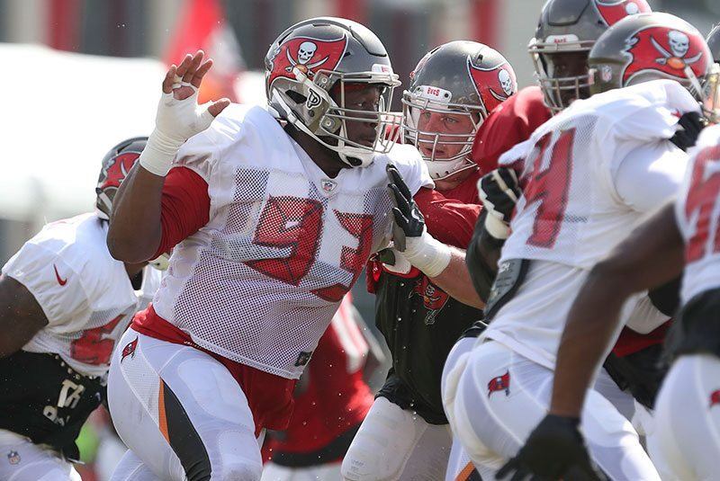 Bucs Camp MVP 8-5: Unblockable Day For McCoy