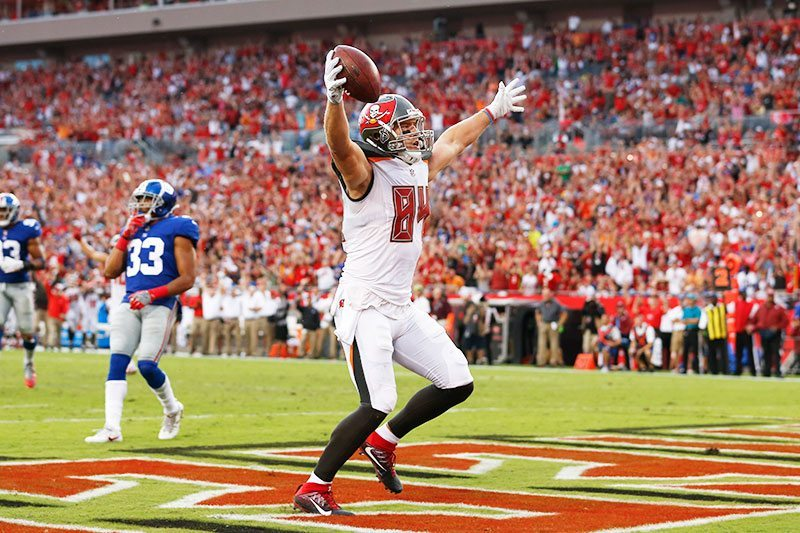 Bucs Sign TE Brate To Long-Term Deal