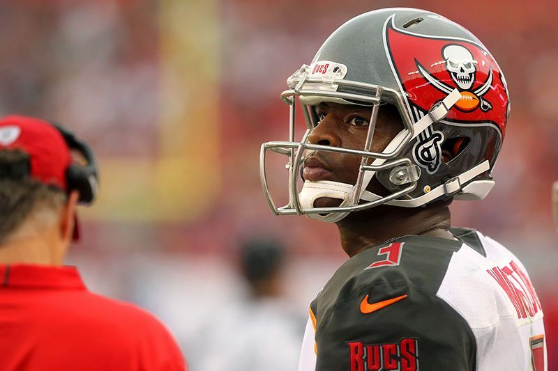 Cover 3: Is Bucs QB Winston Hurt Worse Than We're Being Told?