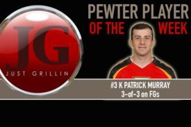 Tampa Bay K Patrick Murray - Photo courtesy of the Buccaneers