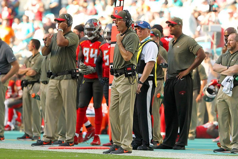 PR Roundtable: How Many Wins Will Save Bucs Coaching Staff?
