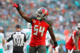 Bucs LB Lavonte David– Photo by: Cliff Welch/PR