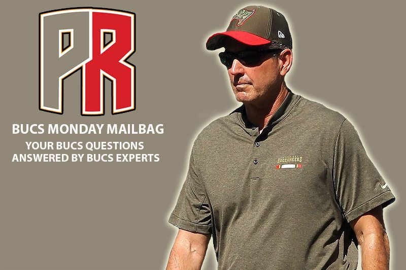 Bucs Monday Mailbag 12-4: A New Coach? Drafting A DE At All Costs And More