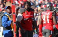 UPDATED: Bucs' McCoy Injures Biceps; Severity Still Unknown